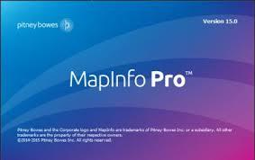 MapInfo Pro v15