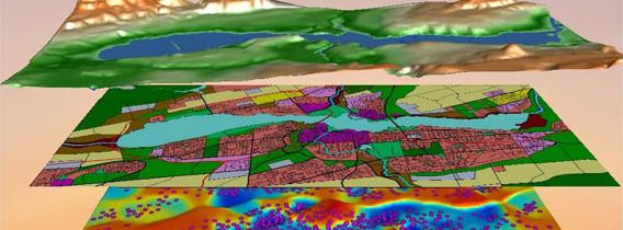 MapInfo Vertical Mapper – grid alapú elemzések