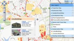 Webes térképpublikáló alkalmazás